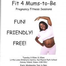 F4Mums to be Antenatal leaflet-page-001