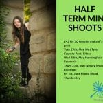 Half Term Mini Shoots