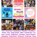Mum2Mum Market Basildon Nearly New Baby And Childrens Sale, Saturday  29th February 2020 1.30pm-3.30pm