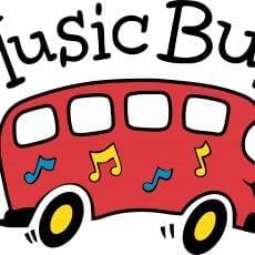 Music bus logo