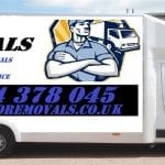 Go-Pro Removals / Man & Van hire from £25ph Home & Office Movers
