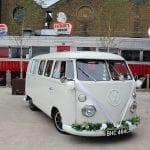 The White Van Wedding Company - Camper Van Wedding Car Hire