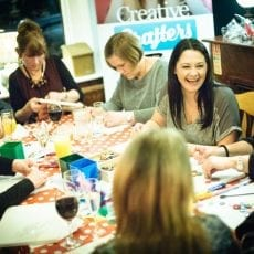 Creative Crafters adult classes