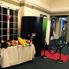 Photo Booth Set Up S.O.M. Photo Booth Hire London