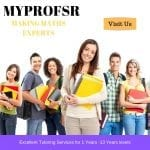 Myprofsr - Home Tutor for your Child