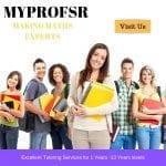 Myprofsr – Home Tutor for your Child