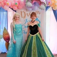 Elsa & Anna