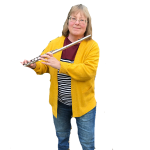 Piano, flute and recorder lessons