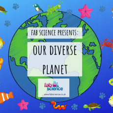 our diverse planet