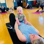 Sweaty Mama Mum and Baby fitness Romford West