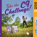 Kickstart a Healthier You & Join the 1000's of Mums in the C9 Challenge