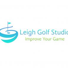 Leigh Golf Studio Logo