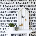 Smalltown Wallpaper in Hastings