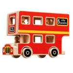 Red Bus Playset