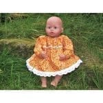 Sweetie Treats Dress for Baby Dolls