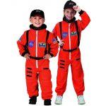 NASA space suit (orange)