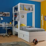 Gami Babel White Storage Bed