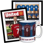 Personalised Official Football Gifts