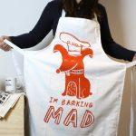 I'm Baking Mad Apron