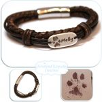 Fingerprint/Pawprint Bracelet