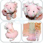 Handmade Babygrow Patch Creature