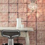 Brooklyn Tin Wallpaper TIN-06 by Merci