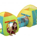 Tent and Tunnel Playset