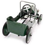 Baghera Pedal Car – Classic Green