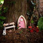Magical Pink Fairy Door