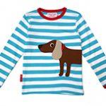 Toby Tiger Sausage Dog organic T-Shirt