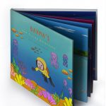 Personalised children's book – 'Sea Diving'