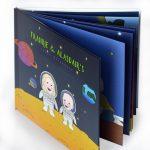 Personalised children's book – 'Space Adventure'