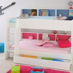 Parisot Tam Tam Bunk Bed in White