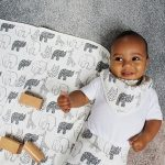 Adorable Animals Baby Blanket