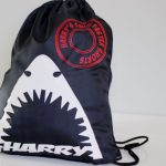Shark Swimming Bag