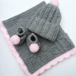 Crocheted Gift Set