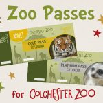 Colchester Zoo Passes