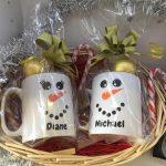 Personalised Christmas Mugs Gift Bags