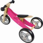 Pink 2 in 1 Mini Balance Bike