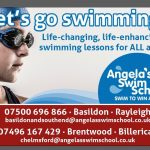 Swimming Lesson Vouchers with Angela's Swim School
