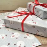Snowman Wrapping Paper