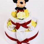 Mickey Mouse Nappy Cake