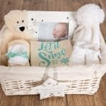 My First Christmas 'Let It Snow' Baby Hamper