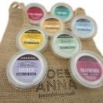 Bag of 8x Coconut & Soy Wax Melts including all eight scents
