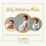 Baby Milestone Photos