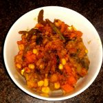 Sweet Potato and Veggie Curry