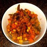 Sweet Potato and Veggie Curry