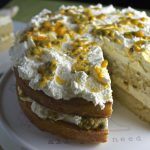 Organix Passion Fruit Cake