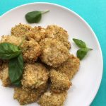 Parmesan & Basil Chicken Nuggets