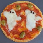 Organix Ghostly Pizza